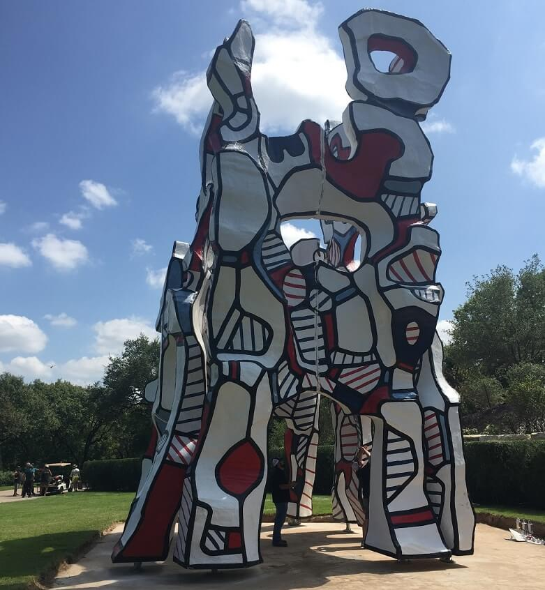 Structure Dubuffet